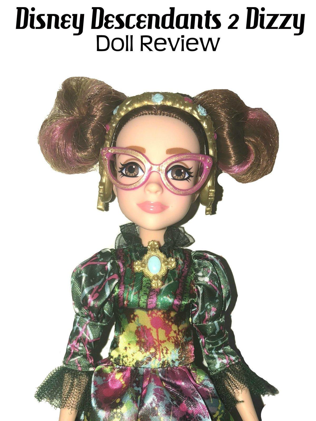 Review: Disney Descendants 2 Dizzy Doll Review on Amazon Prime Video UK