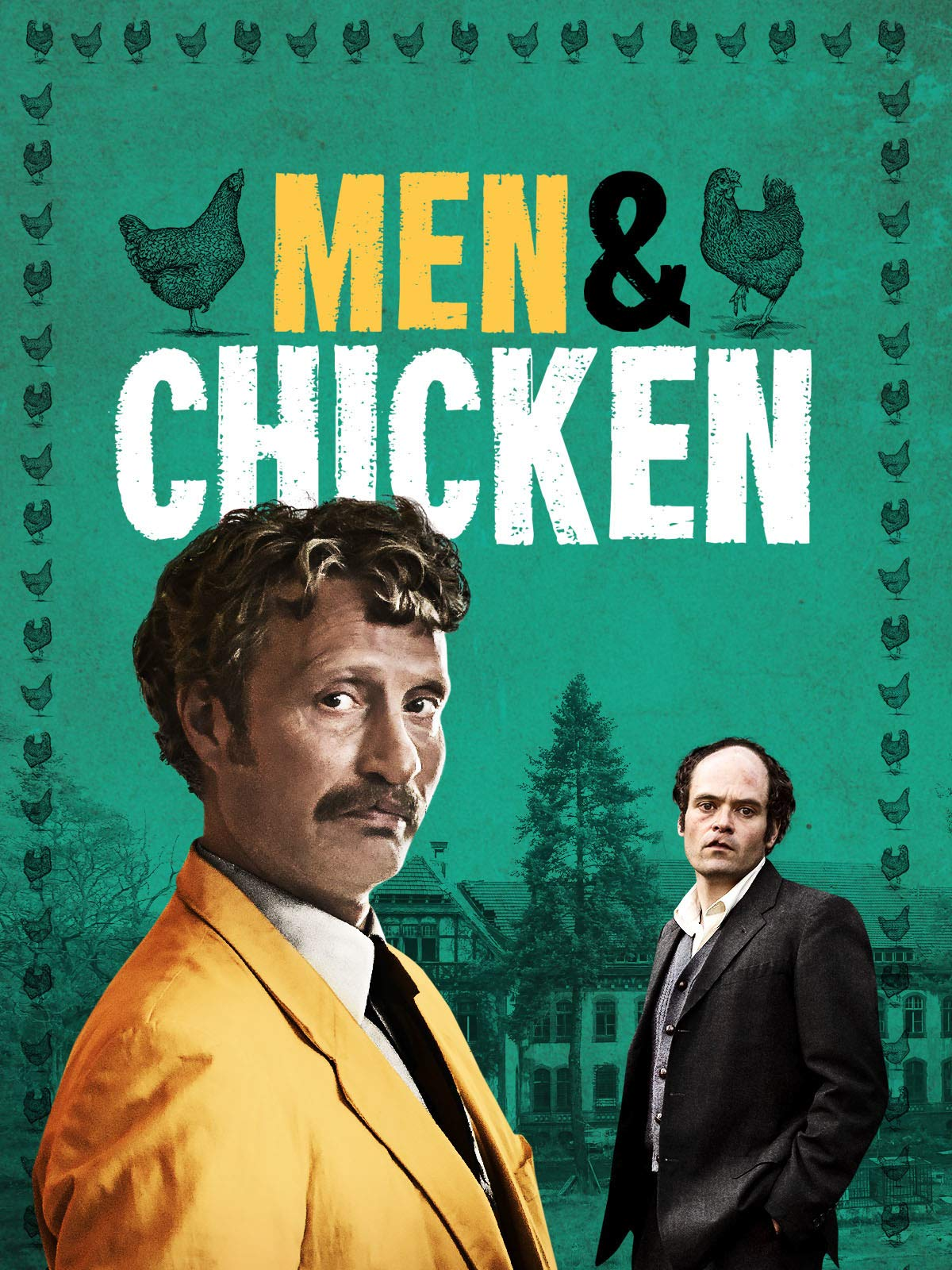 Men & Chicken on Amazon Prime Instant Video UK