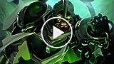 CGR Trailers - INFINITE CRISIS Arcane Green Lantern...