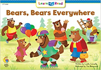 Bears Bears Everywhere (Fun & Fantasy Series) written by Luella Connelly