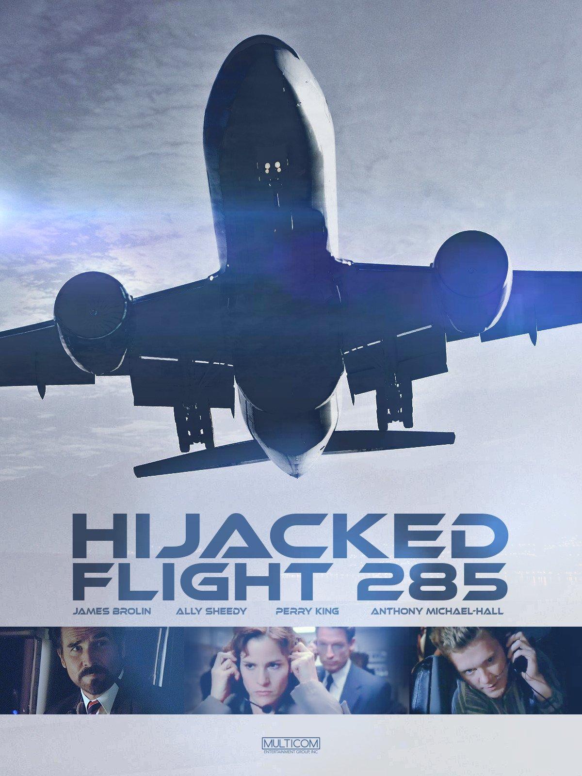 Hijacked: Flight 285 on Amazon Prime Instant Video UK