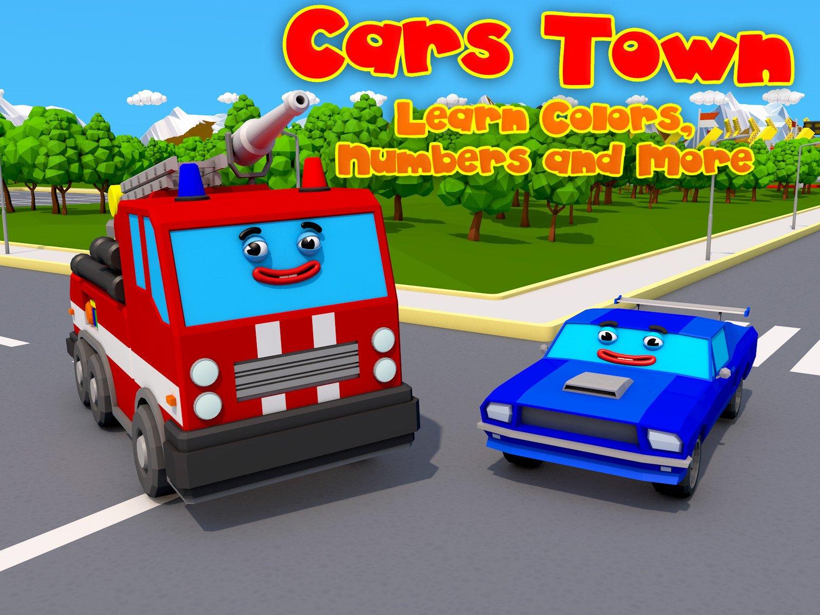 Cars Town - Season 4