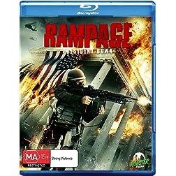 Rampage 3: President Down [Blu-ray]
