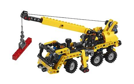 LEGO Technic - 8067 - Jeu de Construction - La Mini Grue Mobile