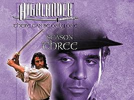 Highlander Season 3