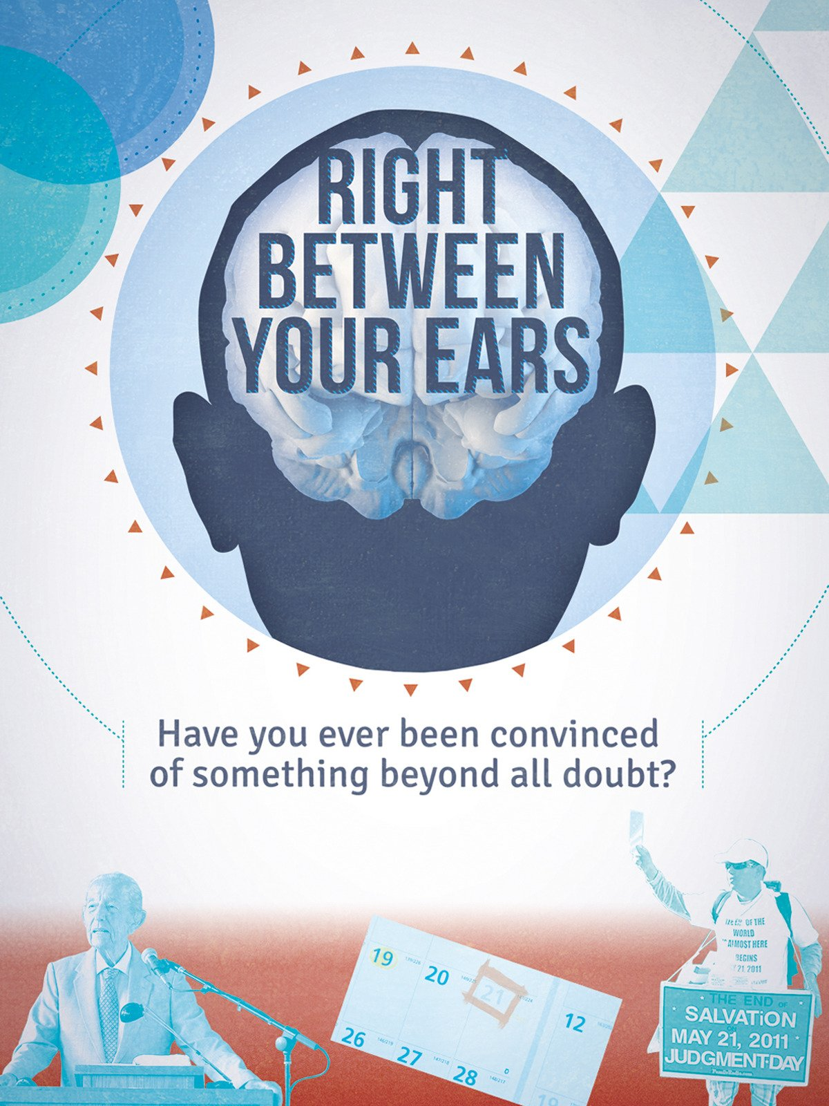 Right Between Your Ears