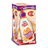 NESTLE COFFEE-MATE Coffee Creamer, Sweetened Original, 1.5L liquid pump bottle, Pack of 1
