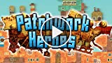 CGR Undertow - PATCHWORK HEROES Review For PSP