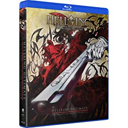 Hellsing Ultimate: The Complete Collection - Volumes I - X [Blu-ray]