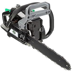 Ultranatura Benzin Kettensäge BK100, 35 cm Schwertlänge  BaumarktKundenbewertung und weitere Informationen