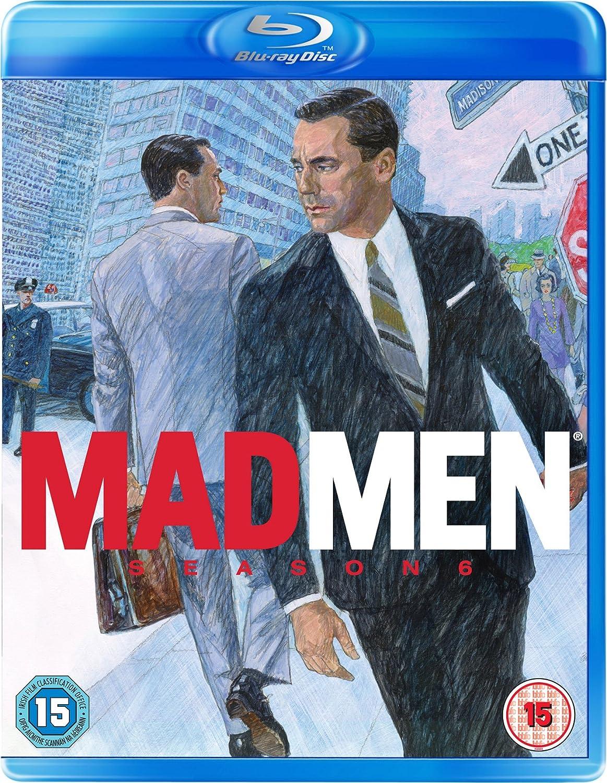 MAD MEN SEASON 6 [Blu-ray] [UK Import] für 42,24€