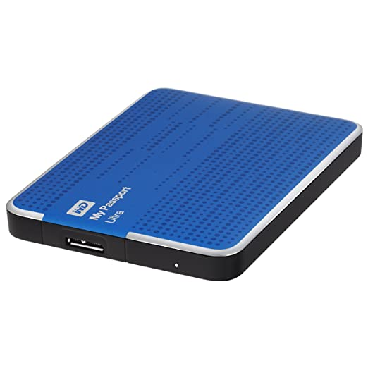 WD My Passport Ultra externe HDD
