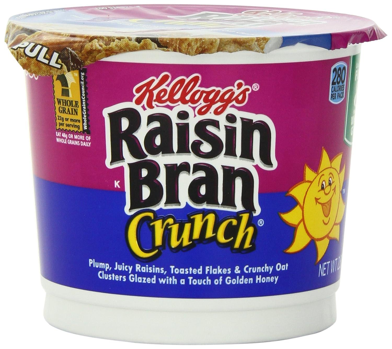 Raisin Bran Crunch Cereal
