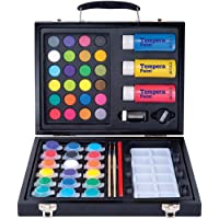 Art 101 52-Piece Deluxe Art and Washable Paint Set