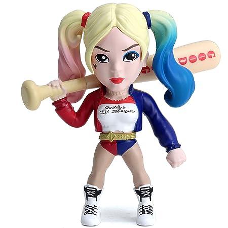 "Jazwares 97568 Suicide Squad Figurine - Harley Quinn, 4"""