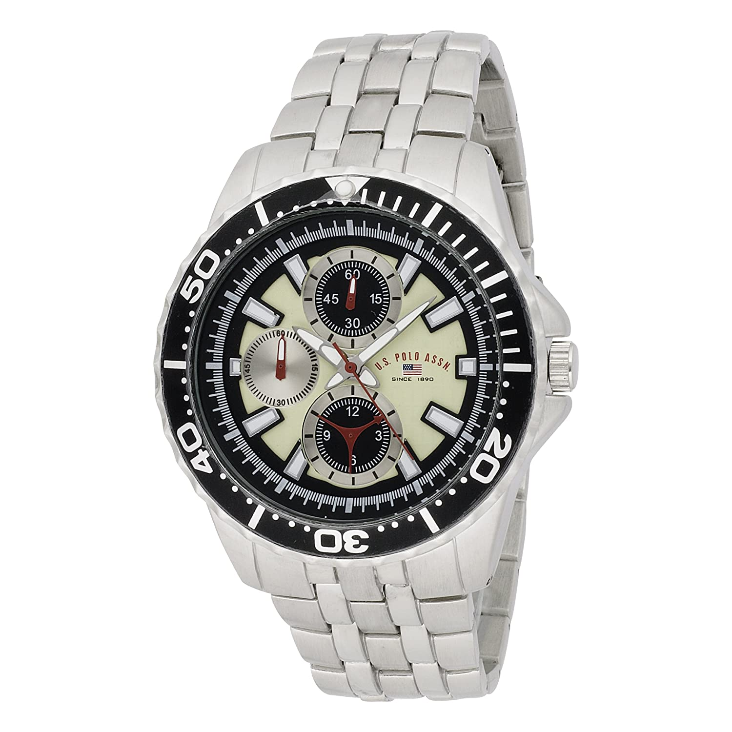 s watches u s polo assn s us8423 yellow