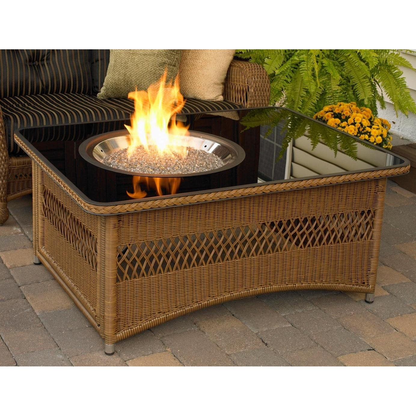 Outdoor Coffee Table Heater: Patio Heaters And Fire Pit Blog: Outdoor GreatRoom Company