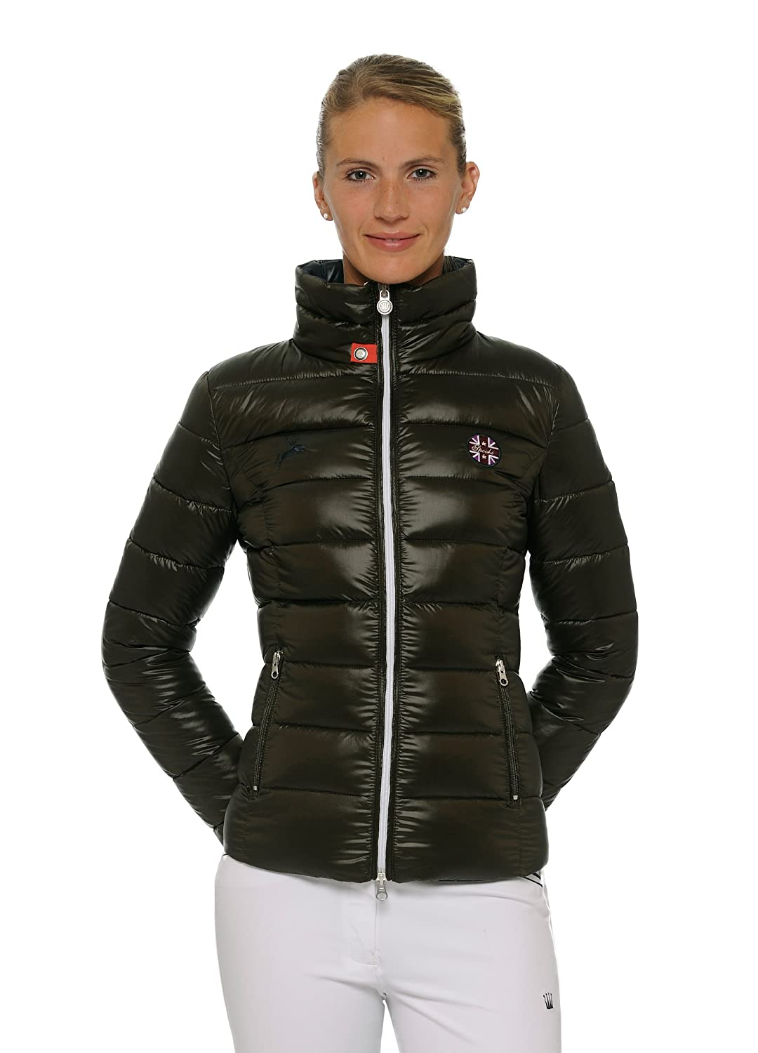 Spooks Jacke Light Jacket Emilia olive XS-XXL