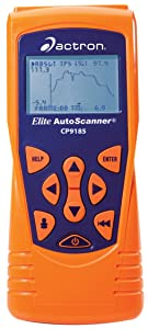 Actron CP9190 Elite AutoScanner Reviews