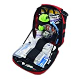 Lightning X Gunshot Trauma/Hemorrhage Control Kit in MOLLE IFAK Pouch - RED (Color: Red)