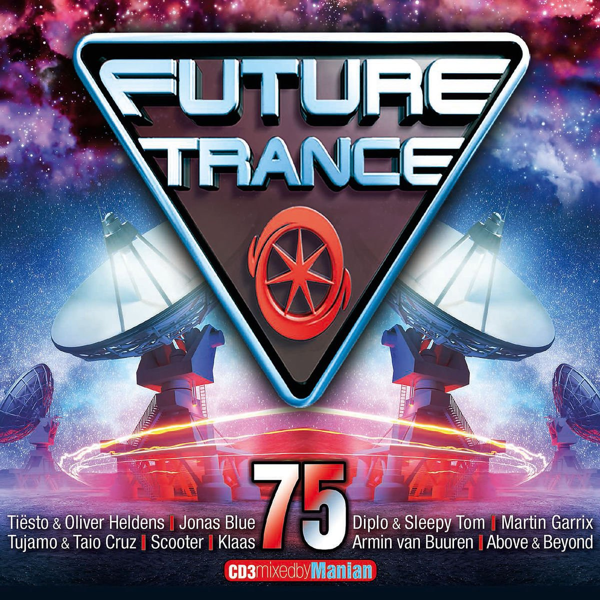 Various Artists-Future Trance Vol.75