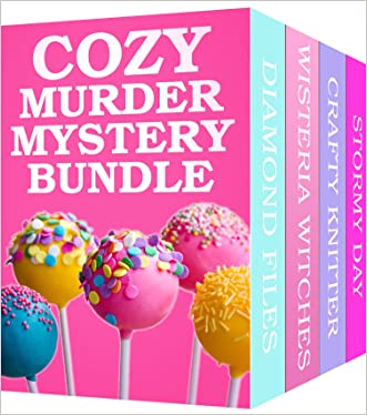 Cozy Murder Mystery Bundle - 4 Funny Mystery Novels written by Murder Most Cozy Publishing