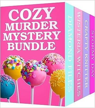 Cozy Murder Mystery Bundle - 4 Funny Mystery Novels