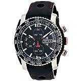 Tissot Men's T0794272605700 PRS 516 Analog Display Swiss Automatic Black Watch (Color: Black)