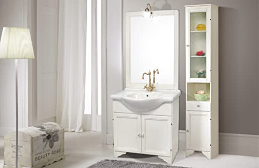 Bathroom furniture duchess cm.85