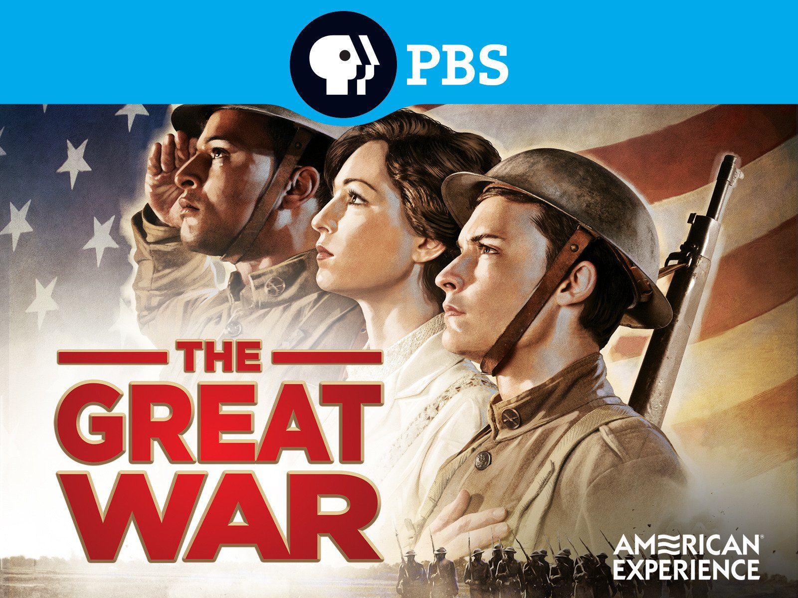 American Experience: The Great War - Season 1