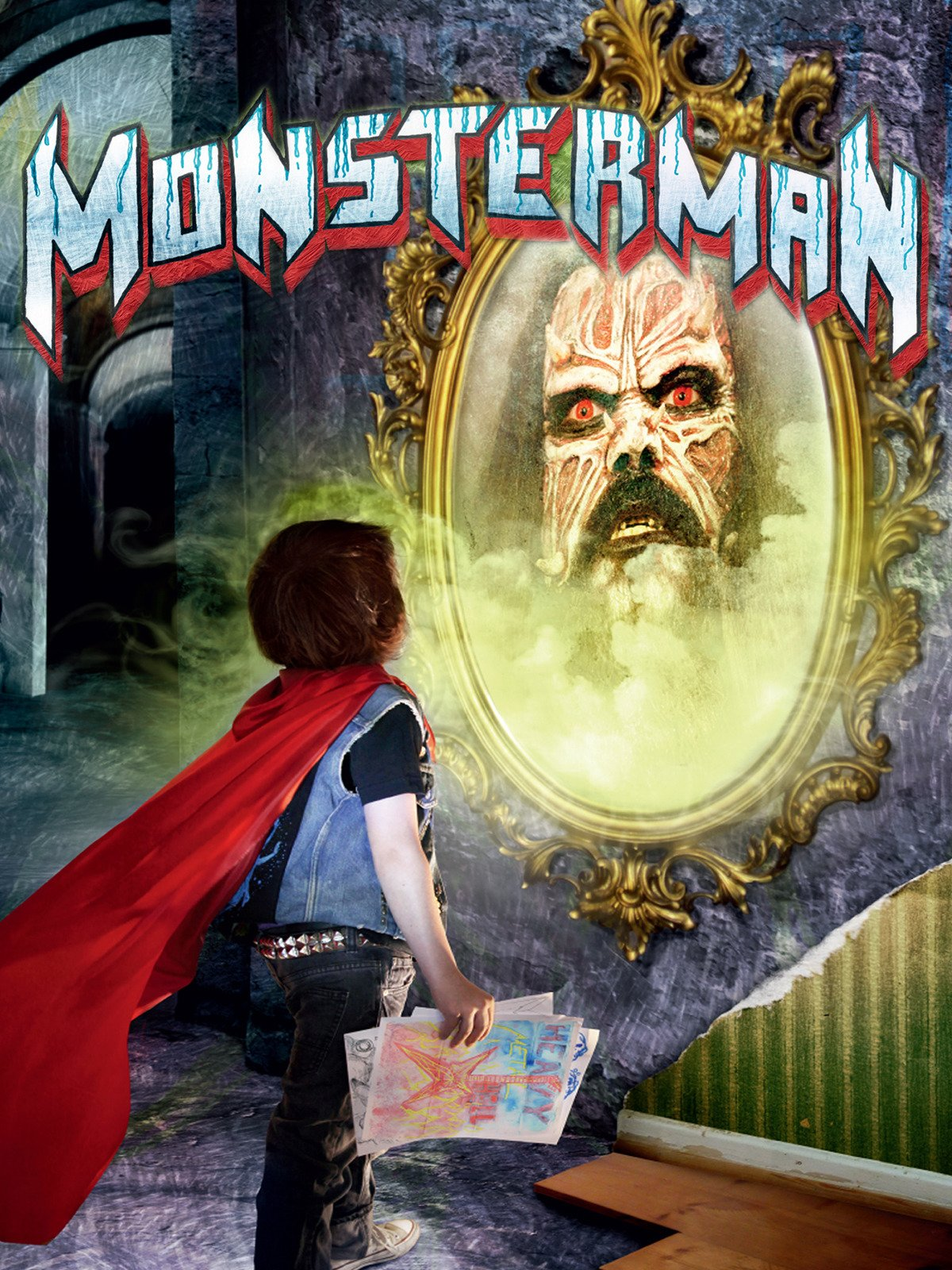 Monsterman on Amazon Prime Instant Video UK