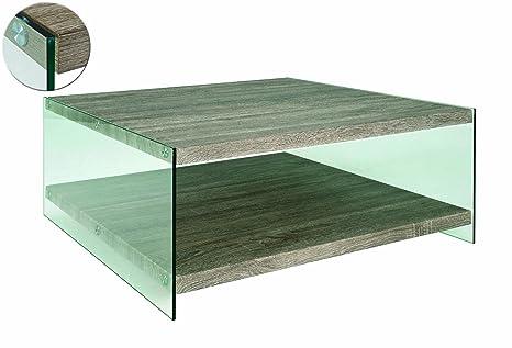 HAKU Furniture 87790 Coffee Table, 40 x 90 x 90 cm