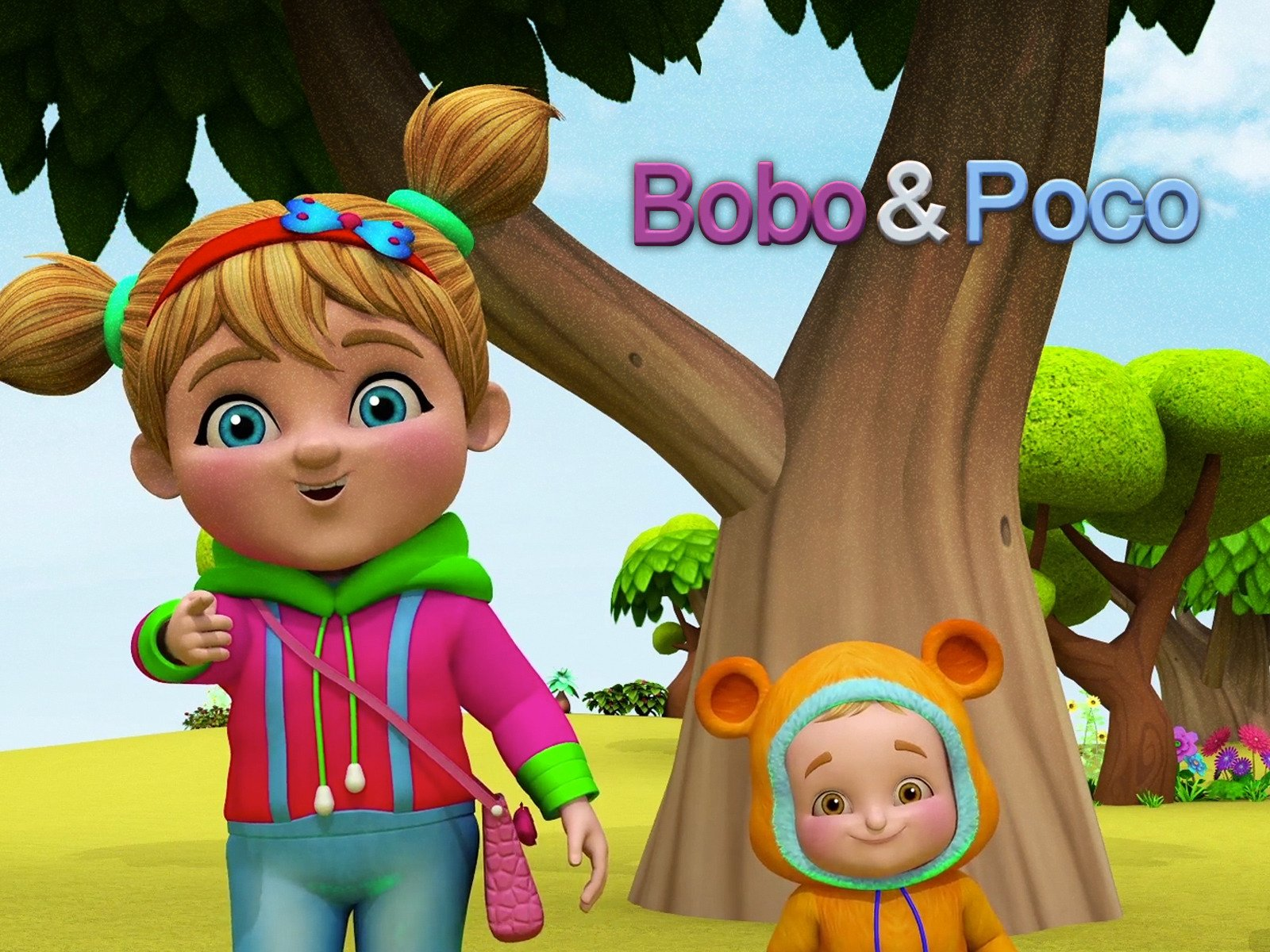 Bobo And Poco - Season 1