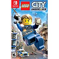 LEGO City Undercover for Nintendo Switch by Warner Home Video Games