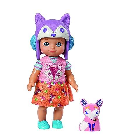 Mini Chou Chou - Foxes - Anny - Mini Poupée 12 cm