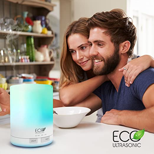 Eco Ultrasonic Essential Oil Diffuser Review
