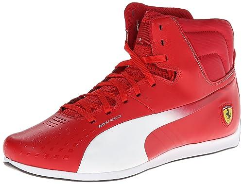 puma ferrari high ankle shoes price