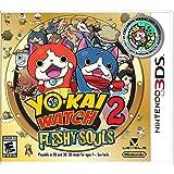 YO-KAI WATCH 2: Fleshy Souls - Nintendo 3DS (Color: Original Version)