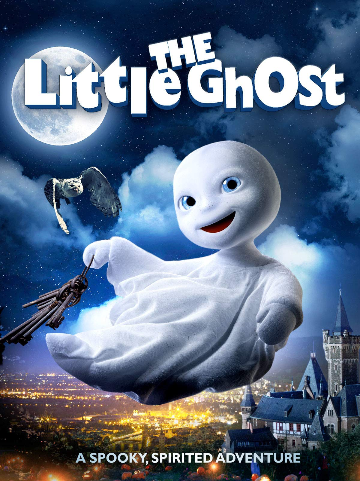 The Little Ghost on Amazon Prime Video UK