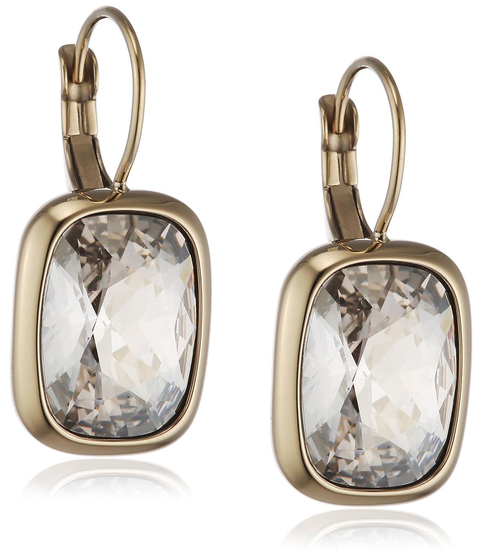 Dyrberg/Kern Damen-Ohrhänger 15/02 Rina Sg Crystal teilvergoldet Kristall transparent 1.16 cm – 338238 als Geschenk