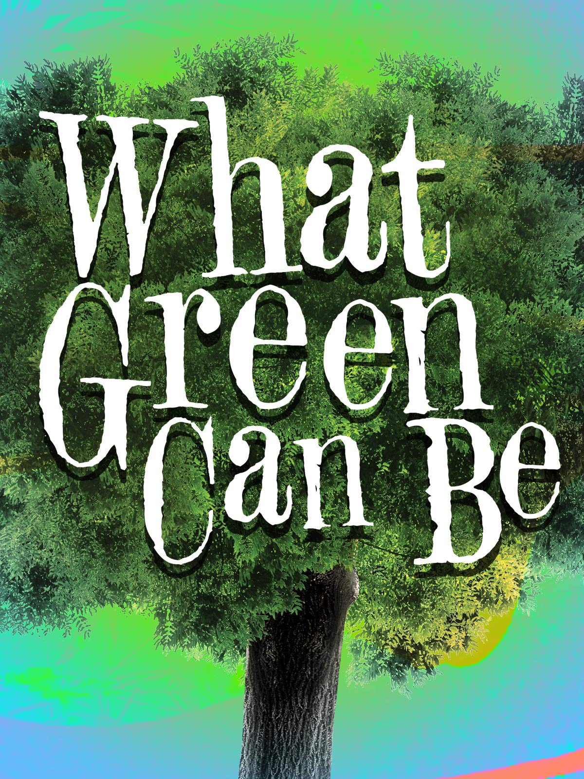 What Green Can Be on Amazon Prime Instant Video UK