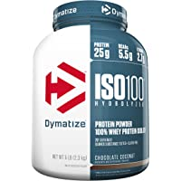 Dymatize Iso 100 5 Pound Chocolate Coconut