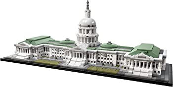 1032-Pc. LEGO United States Capitol Building Kit