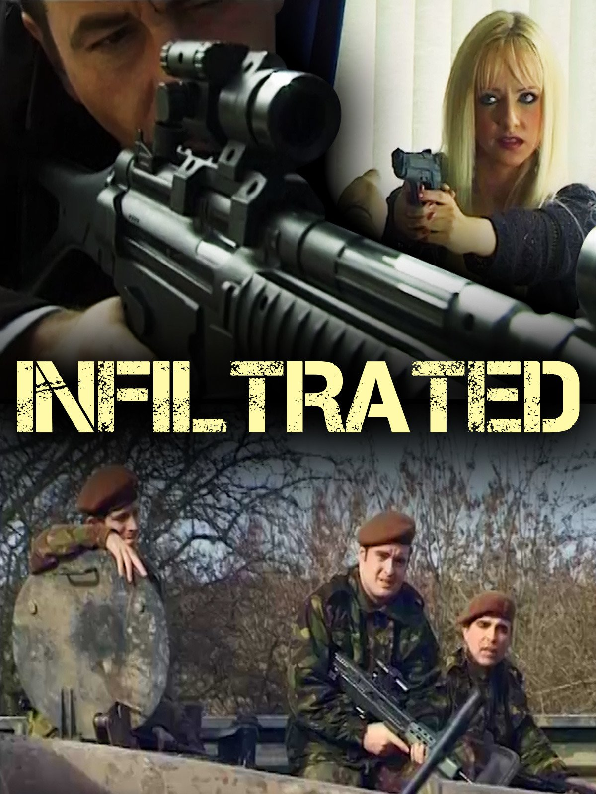 Infiltrated on Amazon Prime Video UK