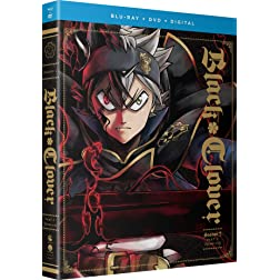 Black Clover: Season 2 - Part 1 [Blu-ray]