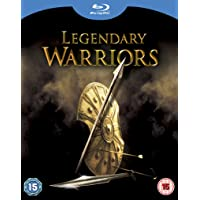 Legendary Warriors 4-Film Box Set (Blu-ray)