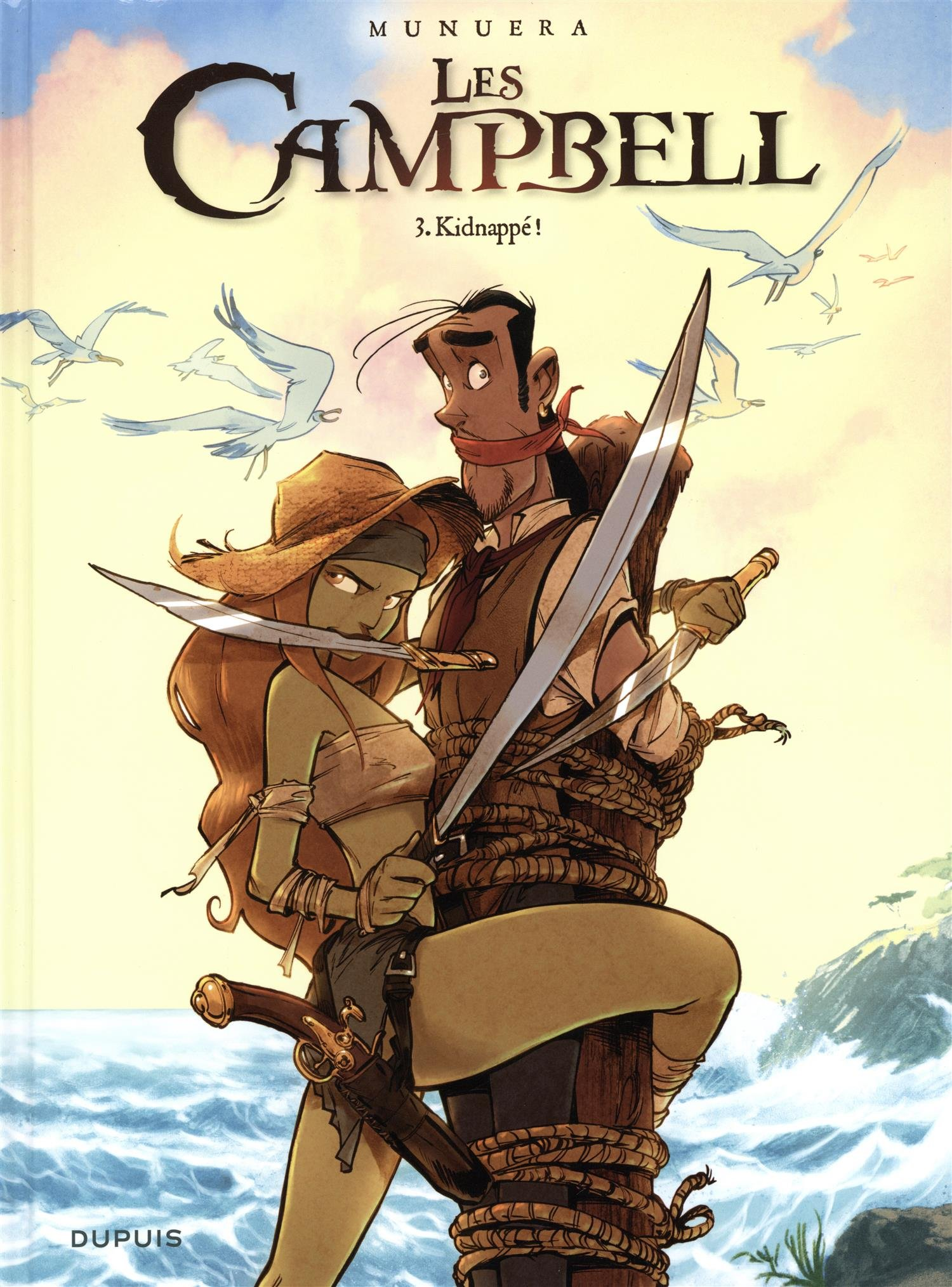 Les Campbell-Tome 3