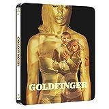 James Bond - Goldfinger (Steelbook) [Blu-ray]