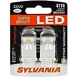 SYLVANIA ZEVO 4114 White LED Bulb, (Contains 2 Bulbs) (Color: White)