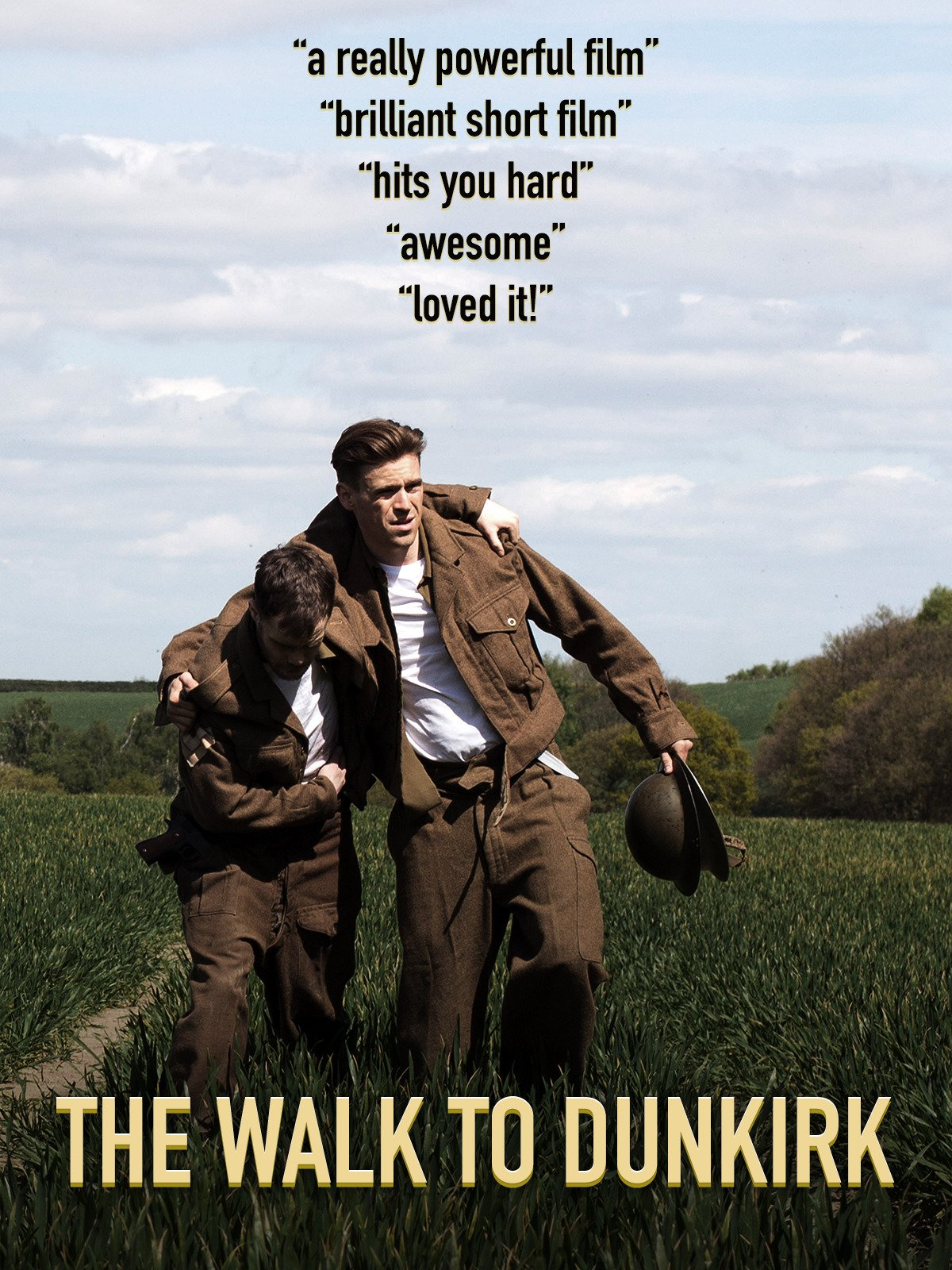 The Walk to Dunkirk